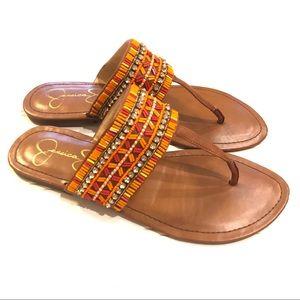 JESSICA SIMPSON JP-Rubenson Sandals